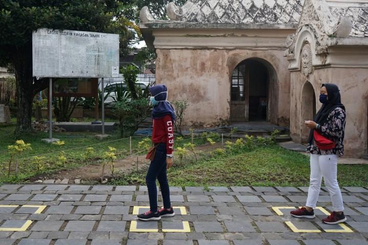 Wisata Taman Sari Yogyakarta Kembali Dibuka