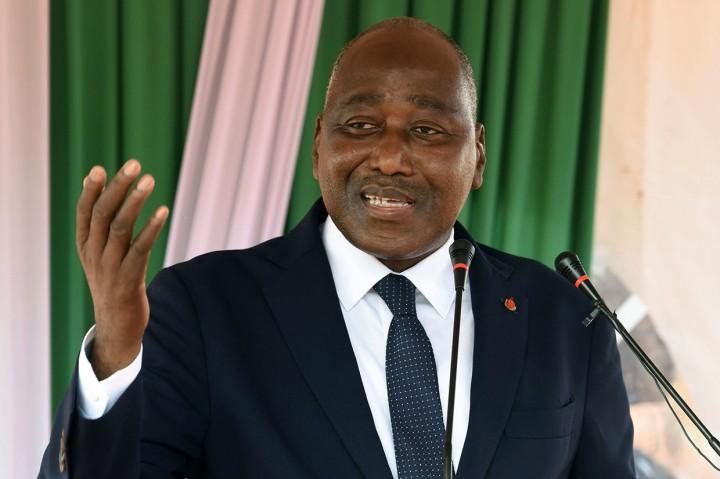 PM Pantai Gading Amadou Gon Coulibaly Meninggal Dunia