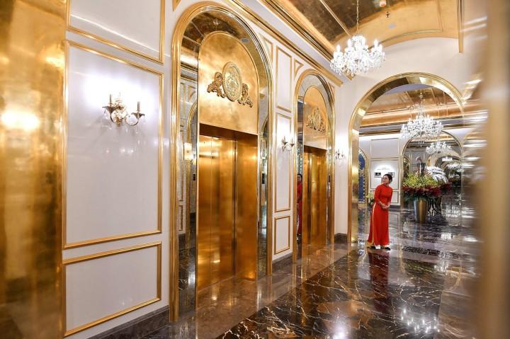 Hotel Berlapis Emas Pertama di Dunia Hadir di Vietnam