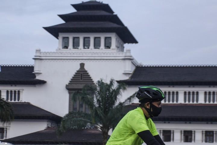 Positif Korona Tambah 2.657 Kasus, Terbanyak Jawa Barat