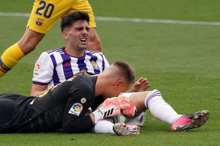 Gol Vidal Antar Barca Tundukkan Valladolid