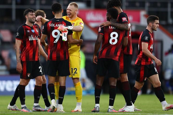 Bournemouth Lumat Leicester 4-1