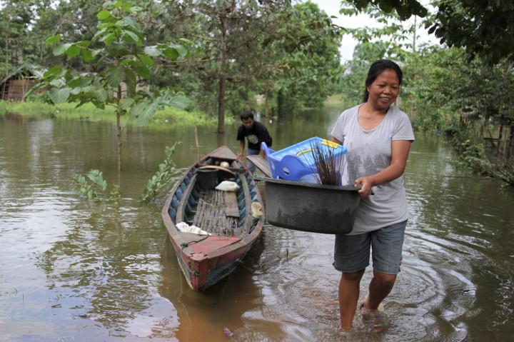 11 Kecamatan di Konawe Terendam Banjir
