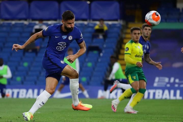 Tekuk Norwich 1-0, Chelsea Kukuh di Posisi Tiga Besar