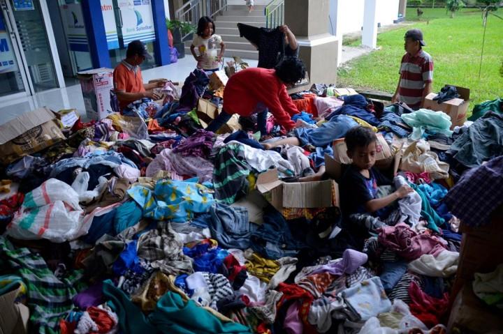 20 Ribu Korban Banjir Bandang Luwu Utara Mengungsi