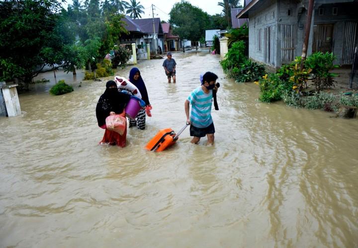 Banjir Kembali Genangi Masamba