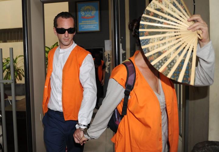 WN Australia Pelaku Pembunuhan Polisi Bebas dari Lapas Kerobokan