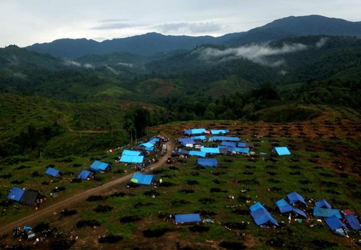 Pengungsi Banjir Bandang Luwu Utara Butuh Air Bersih