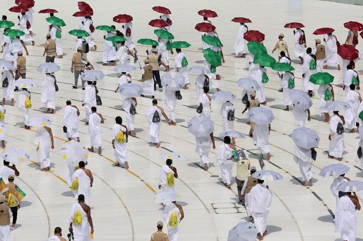 Rangkaian Ibadah Haji Dimulai
