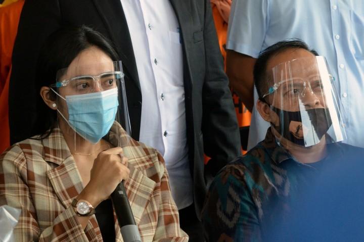 Vernita Syabilla Menyesal dan Minta Maaf