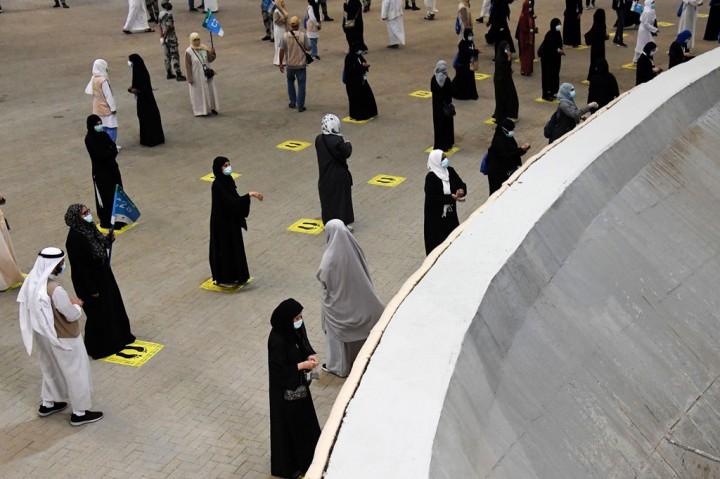 Kewajiban Jemaah Haji pada 10 Dzulhijjah