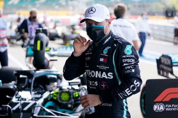 Hamilton Rebut 'Pole Position' Ketujuh di Silverstone