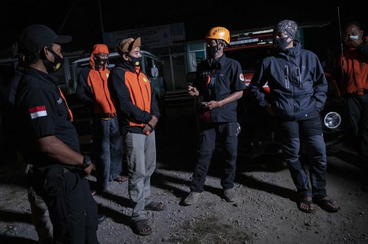 BPBD DIY Gelar Ronda Siaga Bencana Gunung Merapi