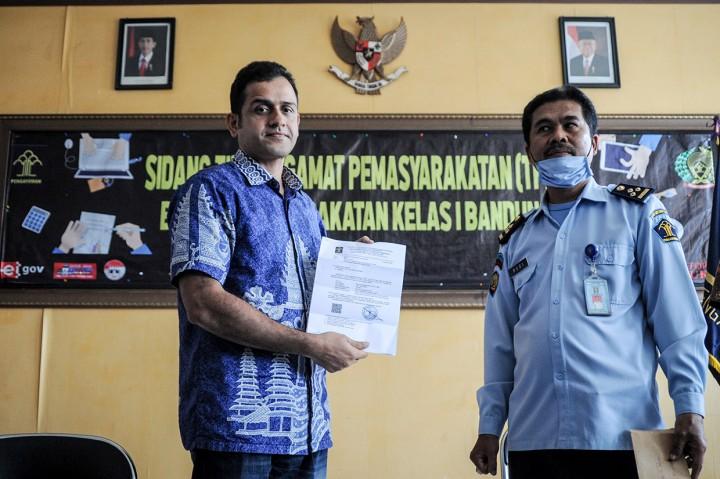 Nazaruddin Bebas Murni