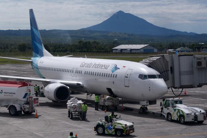 Garuda Indonesia Tambah Frekuensi Terbang Jakarta-Banda Aceh