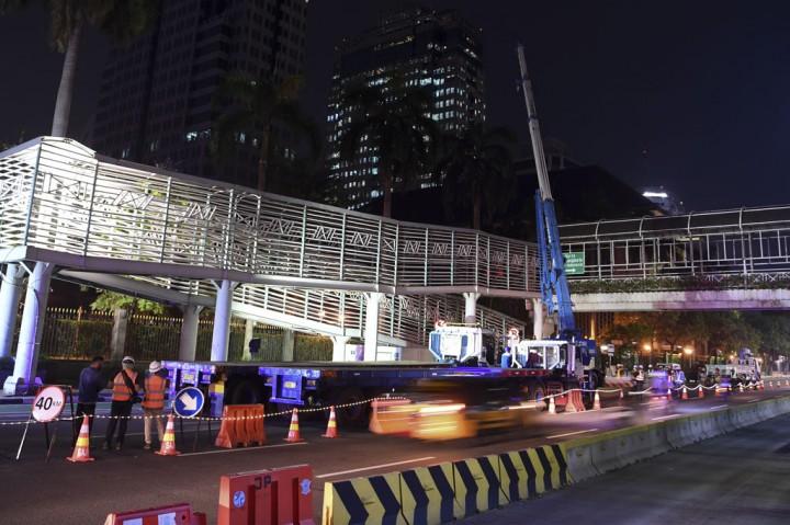 JPO Bank Indonesia Dibongkar