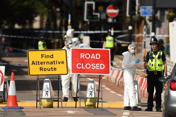 Insiden Penusukan di Birmingham, 1 Orang Tewas