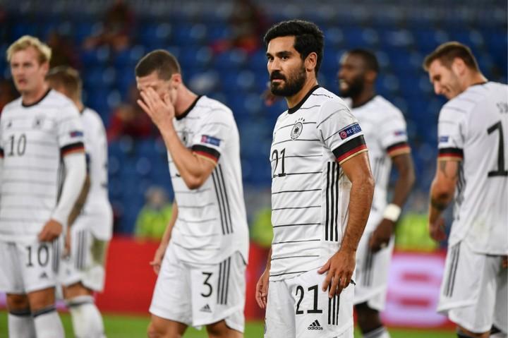Jerman Ditahan Imbang Swiss 1-1