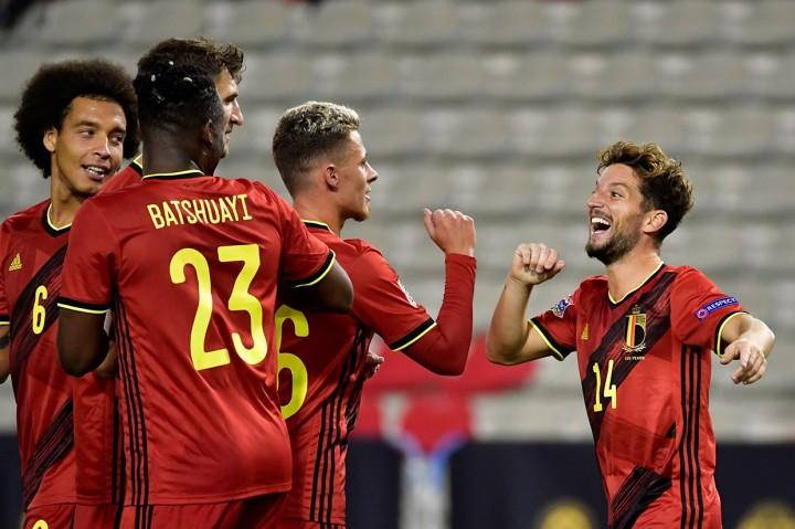 Belgia Gilas Islandia 5-1