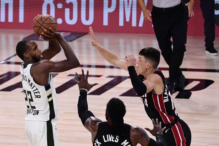 Singkirkan Bucks, Heat ke Final Wilayah Timur