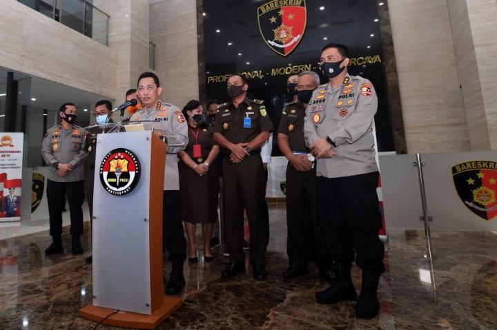 Diduga Ada Unsur Pidana Dalam Kebakaran Kejagung