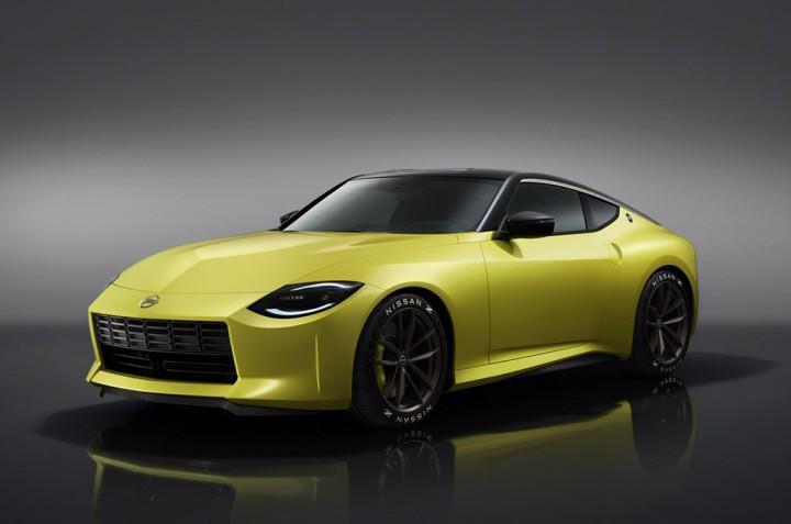 Nissan Z Proto Calon Penerus Fairlady Z yang Melegenda
