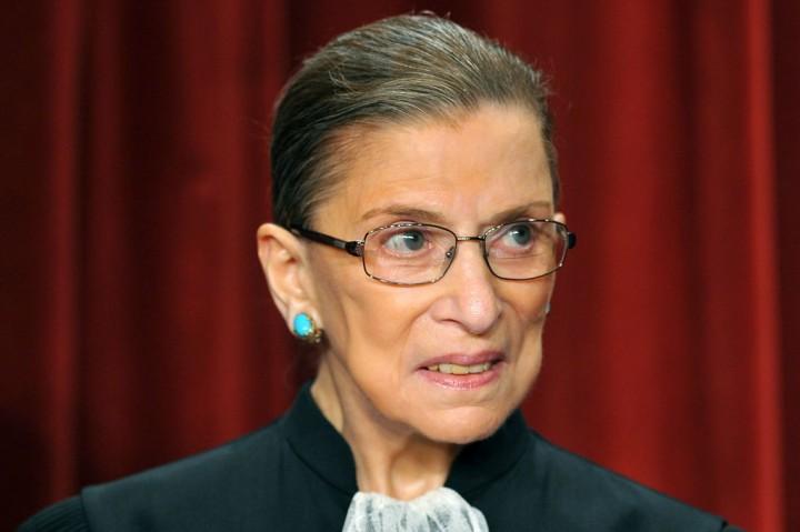 Hakim Agung AS Meninggal Dunia