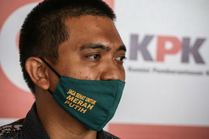 Ketua Wadah Pegawai KPK Dijatuhi Sanksi Ringan