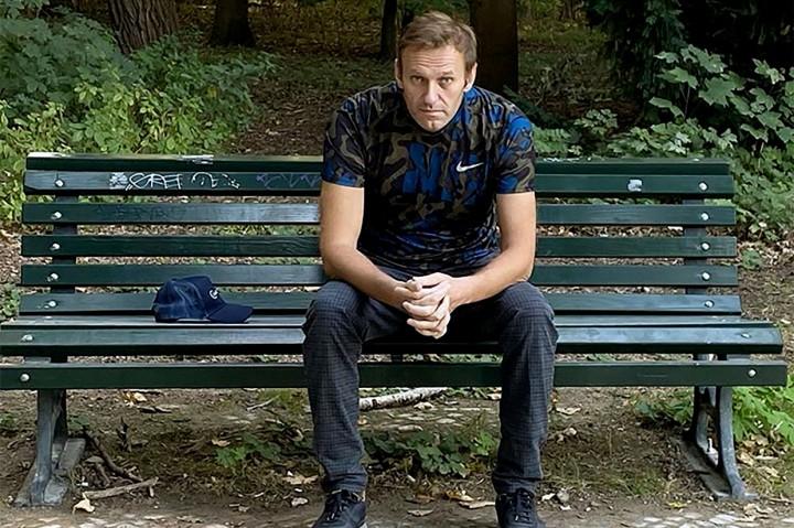 Alexei Navalny Keluar dari RS di Jerman