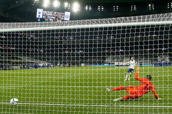 Spurs Depak Chelsea dari Piala Liga