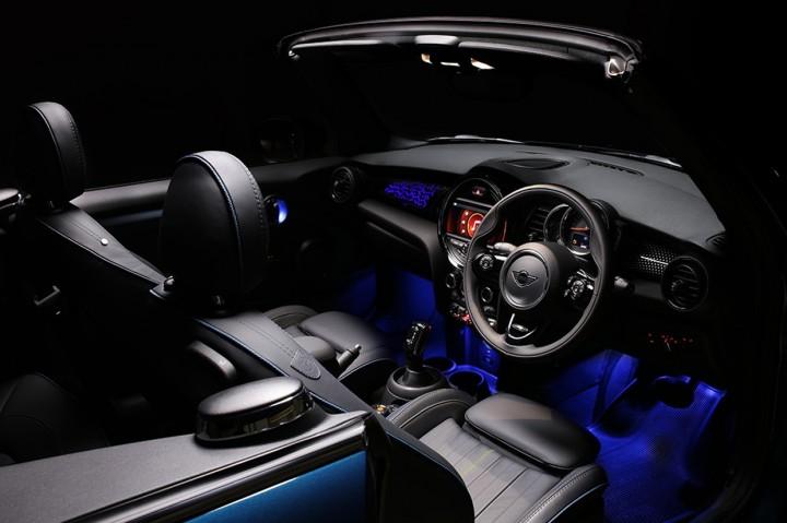 New MINI Cabrio Sidewalk Edition Penikmat Senja