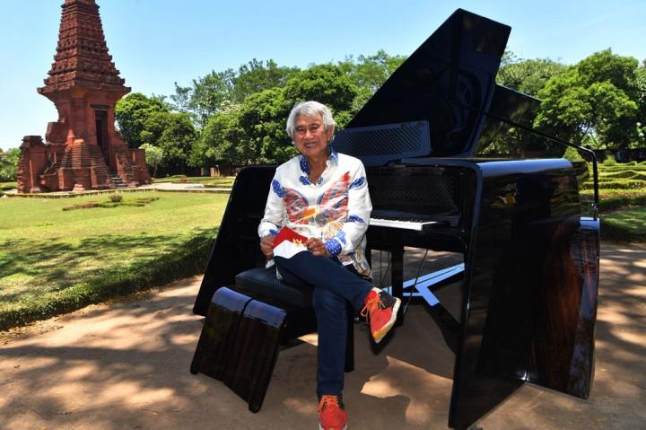 Grand Piano Pertama Indonesia Peroleh Penghargaan MURI