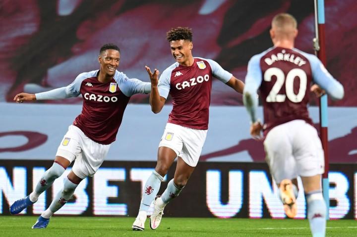 Aston Villa Libas Liverpool 7-2