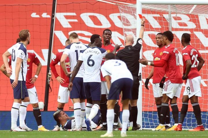 Spurs Lumat MU di Old Trafford