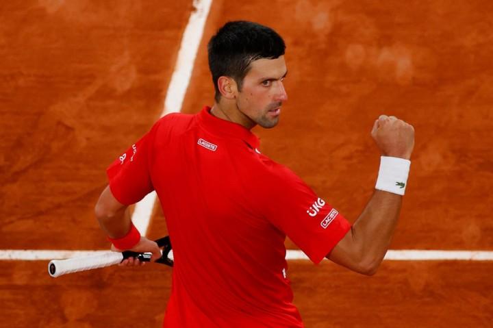 Djokovic ke Perempat Final French Open