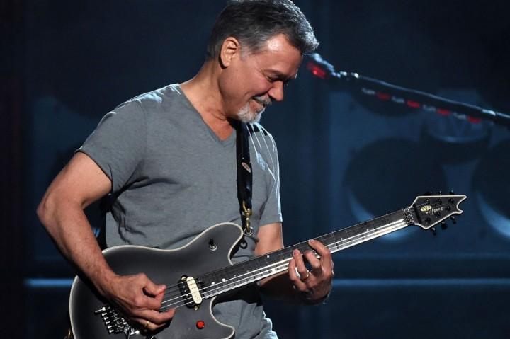 Eddie Van Halen Meninggal Dunia karena Kanker