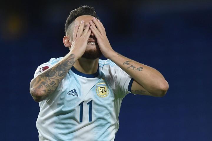 Argentina Tundukkan Ekuador Lewat Penalti Messi