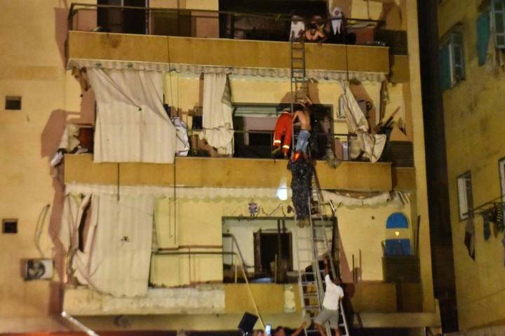 Tangki BBM Meledak di Beirut, 4 Orang Tewas