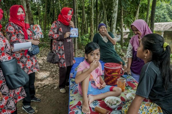 Pemkab Lebak Sosialisasi 3M di Perkampungan