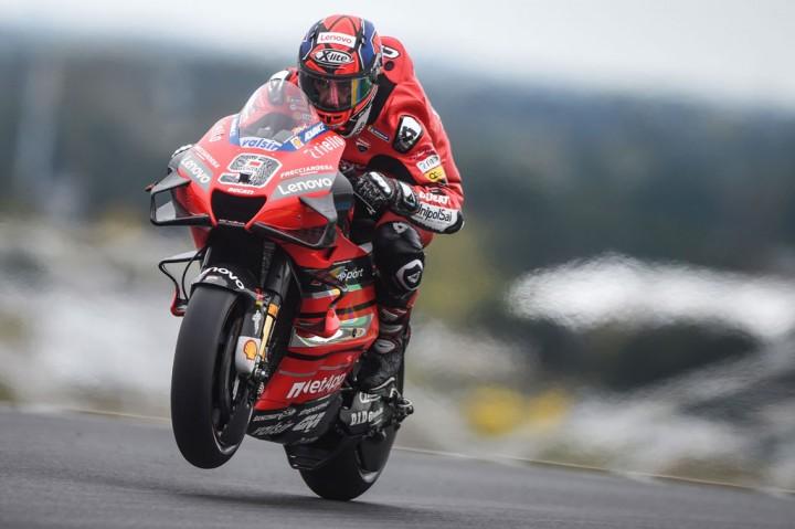 Quartararo Rebut Pole Position GP Prancis
