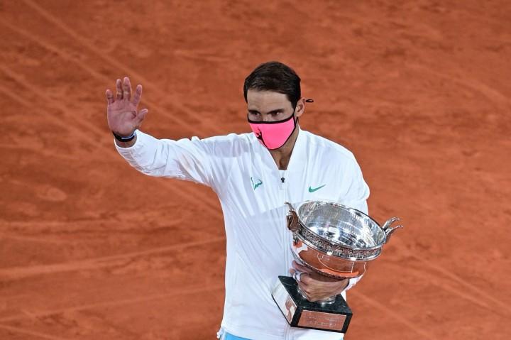 Kalahkan Djokovic, Rafael Nadal Juara Prancis Terbuka