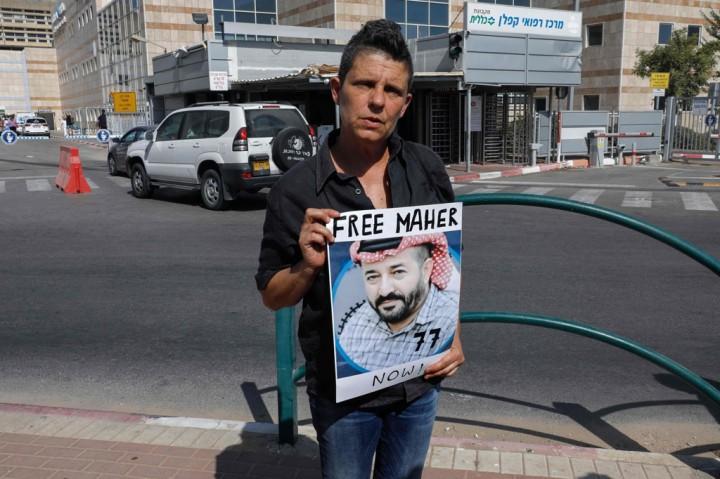 Mogok Makan, Pria Palestina 'di Ambang Kematian'