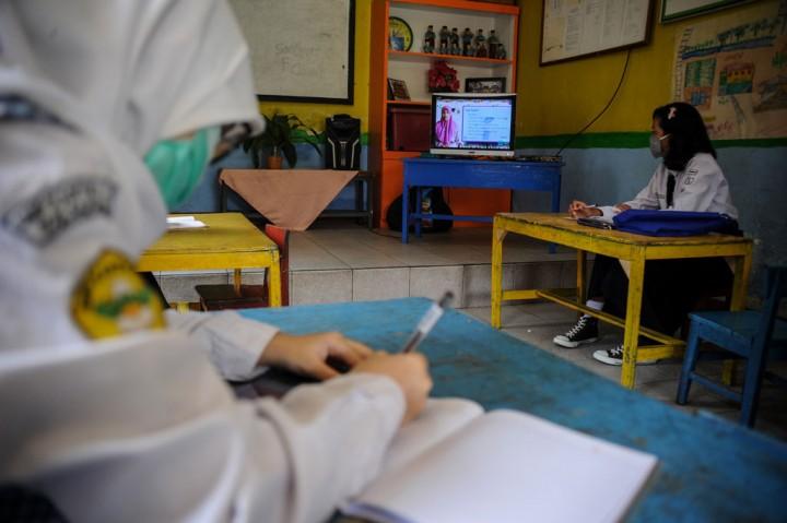 TV Bandung 132 Siarkan PJJ Secara Gratis