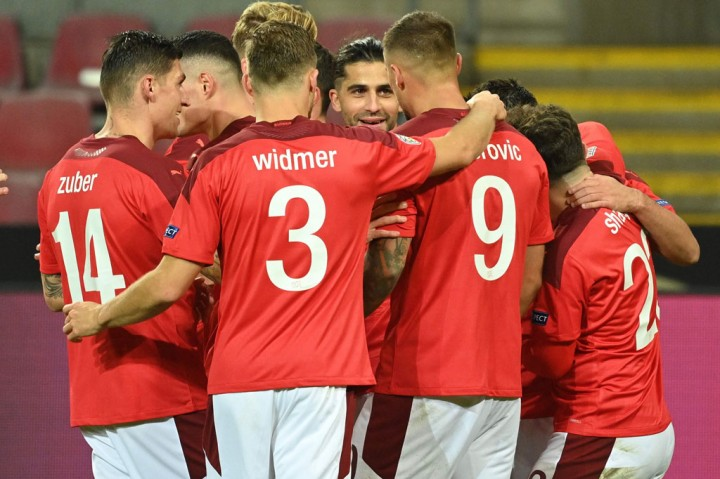 Jerman Ditahan Imbang Swiss 3-3