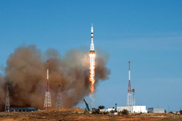 Rusia Luncurkan Misi Baru ke ISS