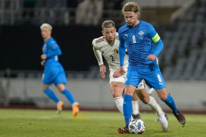 Lukaku Antar Belgia Kalahkan Islandia 2-1