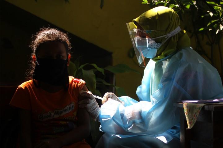 Imunisasi Pelajar Tetap Dilaksanakan di Tengah Pandemi