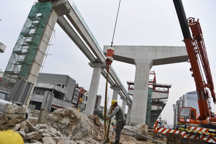 Proyek Tol Layang Kelapa Gading-Pulogebang Ditargetkan Selesai