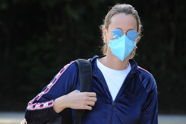 Bintang Renang Italia Pellegrini Terpapar Virus Korona