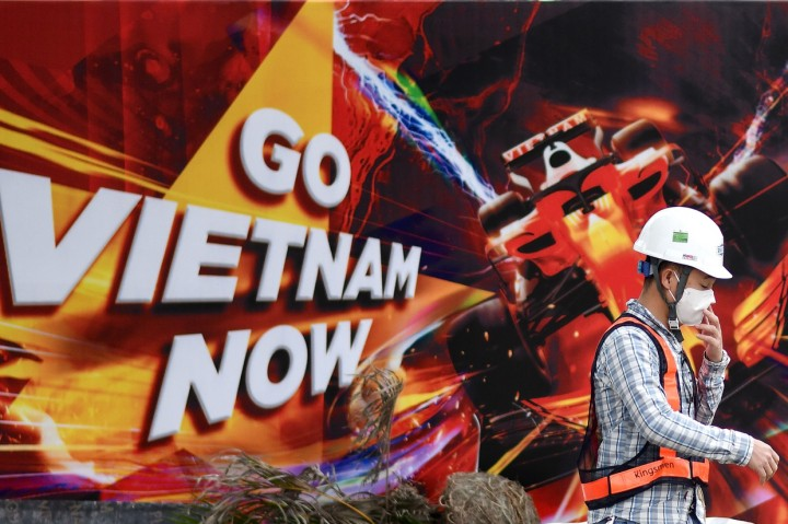 F1 GP Vietnam 2020 Resmi Dibatalkan